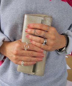@Rosemarie Damiani-Prado easy DIY chain ring as an alternative to the 500dollar one I liked on your page