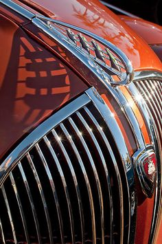 """1935 Plymouth """"Mayflower Ship"""" Hood Ornament by Jill Reger***Research for possible future project."""