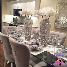 498 Best غرف سفرة Dining Rooms Images In 2020 Dining Room Design Home Decor Dining Room