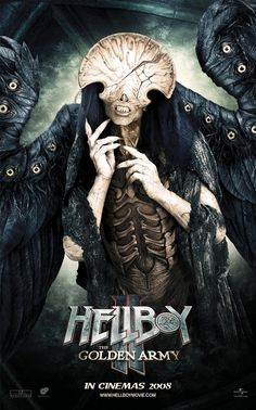 Angel of death from the movie Hellboy II-the Golden Army