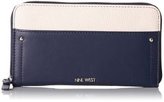 Nine West Table Treasures Zip Around Wallet Wallet - http://our-shopping-store.com/apparel-and-accessories.asp