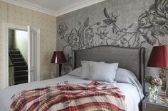 Bedroom in Clapham designed by Stephen Ryan