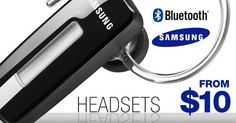 Bluetooth Blowout:    Headsets from $10    Please use my personal invitation to access the savings.  Thank you!  http://nomorerack.com?cr=4896043