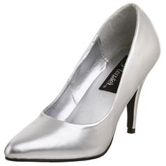 Pleaser Women's Vanity Pump -- Click image to review more details.
