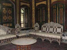 Azem Palace interior - Damascus, Syria