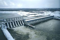 Barrage de la Baie James (Québec)