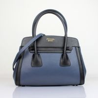 2013 Prada BN2602 dark blue  [$218] from bagspurseonline.com