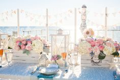 Design: Cape Cod Celebrations - http://www.stylemepretty.com/portfolio/ashley-baker-cape-cod-celebrations Hotel: Sea Crest Beach Hotel - http://www.stylemepretty.com/portfolio/the-sea-crest-beach-hotel Flowers: Patrice R. Milley Floral Designs - http://www.stylemepretty.com/portfolio/patrice-r-milley-floral-designs   Read More on SMP: http://www.stylemepretty.com/2013/11/19/the-notwedding-bridal-shower-from-hike-photography/