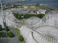 White Cyclone Nagashima Spa Land (Mie)