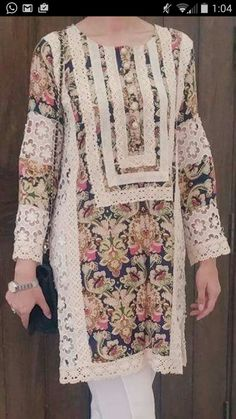 Stylish Dresses For Girls, Stylish Dress Designs, Designs For Dresses, Simple Dresses, Casual Dresses, Fashion Dresses, Lace Dresses, Pakistani Fashion Casual, Pakistani Dresses Casual
