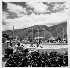 Hotel Tamanaco 1950's Caracas, Venezuela