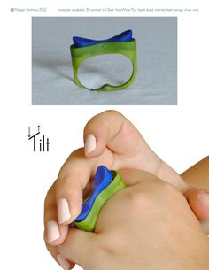 Something to do when you fidget....i need this.