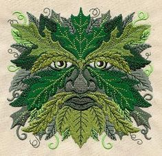 google images green man - Google Search