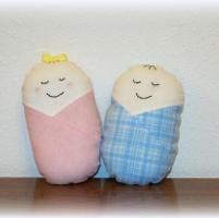 Sewing : Twin Baby Buddies
