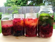 Wow! Seriously the best index of Booze Infusion Recipes via @boozedinfused
