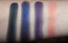 inglot eyeshadow 340, 428, 494, 407 swatch Inglot Eyeshadow, Eyeshadows, Eyeshadow Palette, Mall, Swatch, Make Up, Abstract, Artwork, Eyes