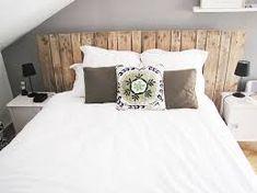 Résultats de recherche d'images pour «tête de lit lambris»