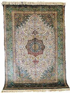 Silk Turkish Rugs, A Buyer's Guide to Silk Carpets