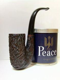 Early Sandblasted Pipes - Many Unknowns Yet Remain :: Tobacciana History :: Pipe Smokers Forums