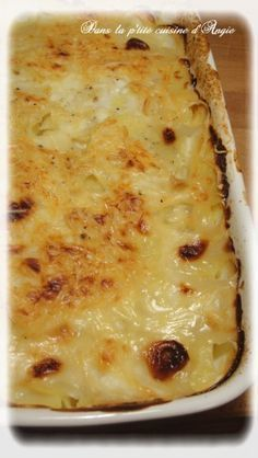 Gratin Dauphinois Weight Watchers - In Angie& little kitchen . Plats Weight Watchers, Weight Watchers Meals, Ww Recipes, Healthy Recipes, Lower Cholesterol Naturally, How To Cook Quinoa, Food Porn, Food And Drink, Nutrition