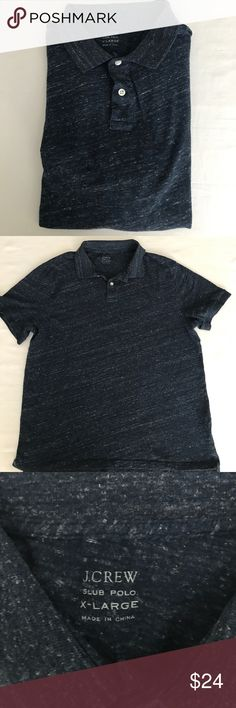 J Crew men's polo.  Nice condition. J Crew men's polo.  Nice condition. Super soft cotton great with a pair of shorts and jeans. J. Crew Shirts Polos