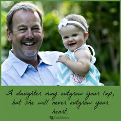 Dads and Daughters (thanks @DaddyScrubs - The Perfect Gift for Dad - The Perfect Gift for Dad - love this!)