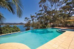 Infinity edge pool at L'hotel Parc Monceau, Daleys Point Australia. Managed by Accom Holidays. Infinity Edge Pool, Property Listing, Ocean, Australia, Spaces, Holidays, Architecture, Amazing, Outdoor Decor