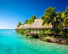 Tahiti is on my bucket list? And you?