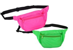 Neon Fanny Pack for Parties, Traveling, Raves, and Festivals, 80's theme party #Unbranded #FannyWaistPack