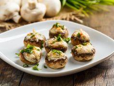 Champignons pour l'apéritif très facile : Recette de Champignons pour l'apéritif très facile - Marmiton