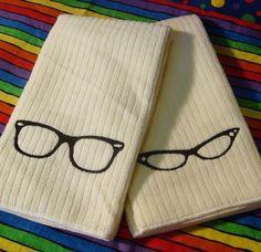 Ne jamais quitter vos lunettes, même dans la salle de bain !