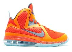 finest selection 9938f 09b4c Lebron 9, Lebron James, Sneakers Nike, Nike Shoes, Orange Shoes, Sneaker  Games, Air Jordans, Nike Basketball, Air Jordan Shoes