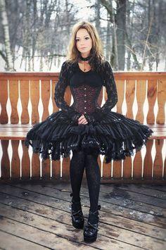 steampunk-girl:  Steampunk Girl