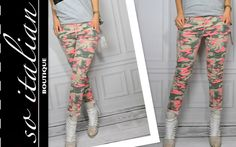 NEW! NEW! NEW!   Spodnie CORAL MORO  ---> http://allegro.pl/hit-wloskie-spodnie-unikalne-siwiec-coral-moro-m-i5331526969.html