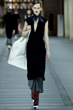 Miu Miu Fall 2013 Ready-to-Wear Collection Slideshow on Style.com