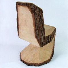 cool stump chair