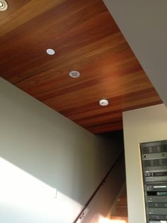 tongue and groove ceiling | stained pine tongue & groove ceiling