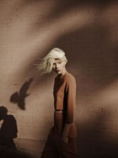 Aline Weber by Annemarieke Van Drimmelen for Vogue Netherlands July 2014