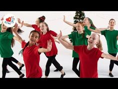Best Christmas dance songs with easy choreography moves. Great for Christmas shows, concerts, performances and home. Can you join in with our Christmas Dance. Christmas Songs For Kids, Christmas Dance, Christmas Concert, Childrens Christmas, Christmas Activities, Easy Dance, Zumba Kids, Theme Noel, Dance Choreography