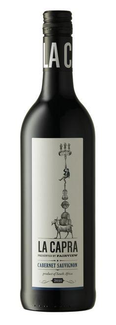 La Capra - Cabernet Sauvignon #vinosmaximum wine / vino / vinho