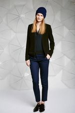 Elie Tahari Fall 2014 Ready-to-Wear Collection on Style.com: Complete Collection