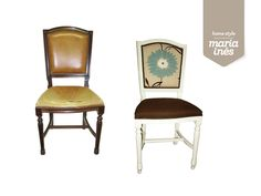 Cadeira Atelier. Reciclagem para projeto.