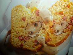 ricette torte salate - con champignon