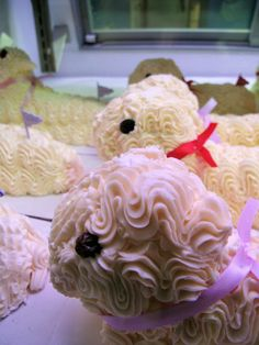 Easter Butter Lambs, Broadway Market, Buffalo NY