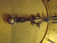 Clock restoration.                                    By Christy Antiques