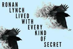 Ronan Lynch. The Dream Thieves.