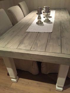 Homemade table
