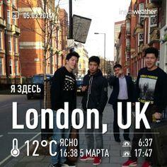Tumar KR group in London =)