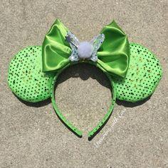 Tinkerbell Mickey Ears