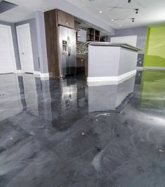Epoxy Floor RoomHouse Designs Pinterest Epoxy House And - Breathable flooring for basements